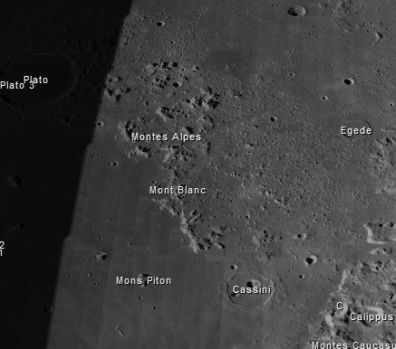 Die Mondalpen